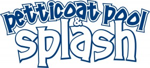 Petticoat Creek Pool and Splash swimming logo