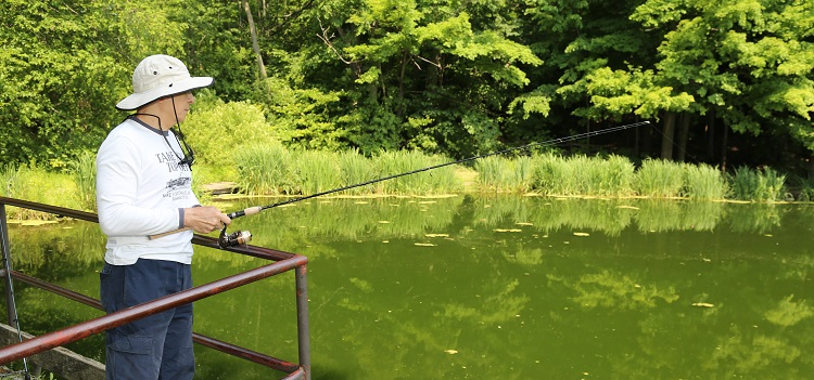 Fishing toronto and region conservation authority trca for One day fishing license ca