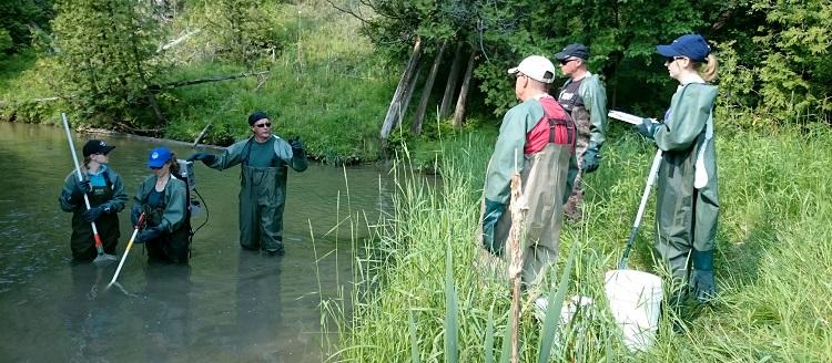 ontario stream assessment protocol osap toronto and region rh trca ca