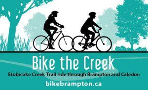 Bike the Creek @ Jim Archdekin Recreation Centre | Brampton | Ontario | Canada