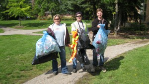 Watershed Wide Spring Cleanup - Colonel Sam Smith Park @ Colonel Sam Smith Park   Toronto   Ontario   Canada
