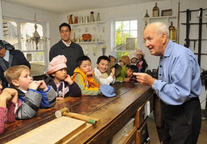 TRCA Education day visit at Black Creek Pioneer Village