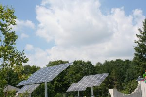 Solar and Wind Energy Electric System Introduction @ Kortright Centre for Conservation