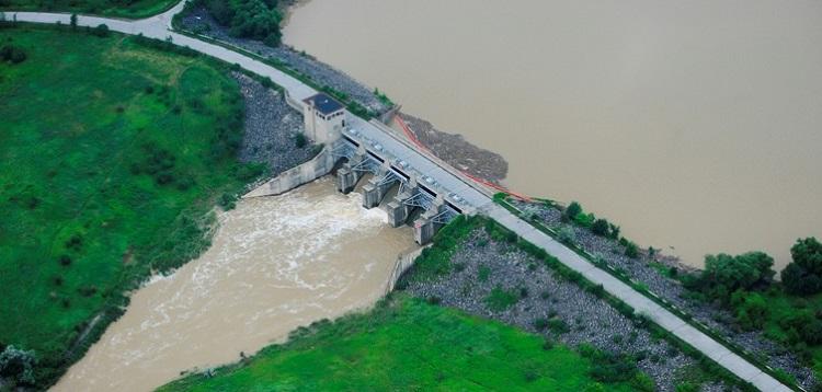 Claireville Dam
