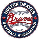 Bolton Braves Baseball Association logo