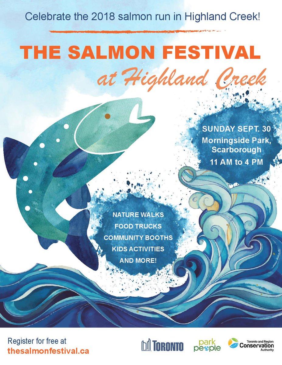 The Salmon Festival