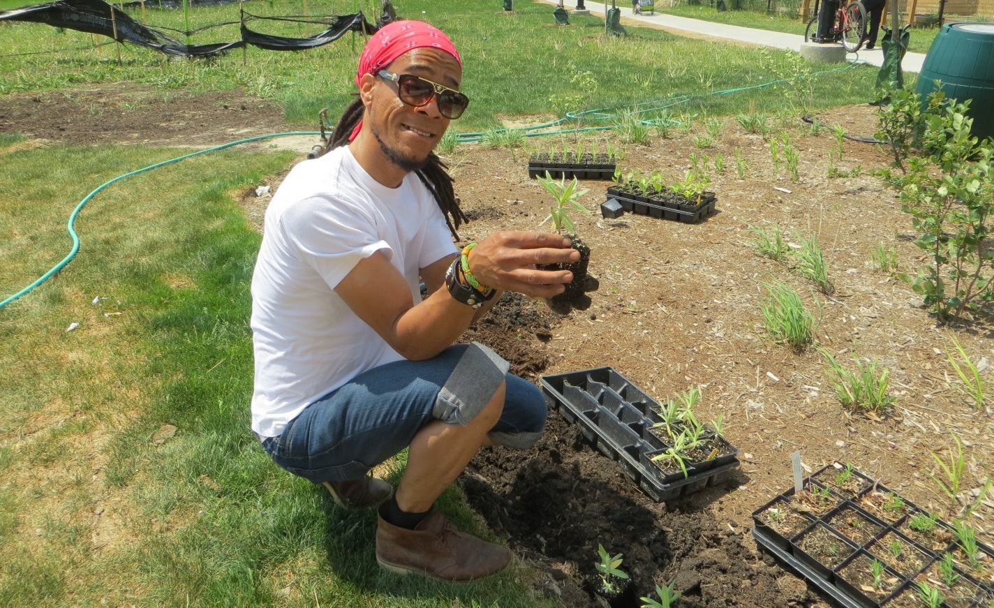 Black Creek SNAP resident takes part in horticulture training