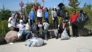 Shoreline Cleanup @ Rouge Beach | Toronto | Ontario | Canada