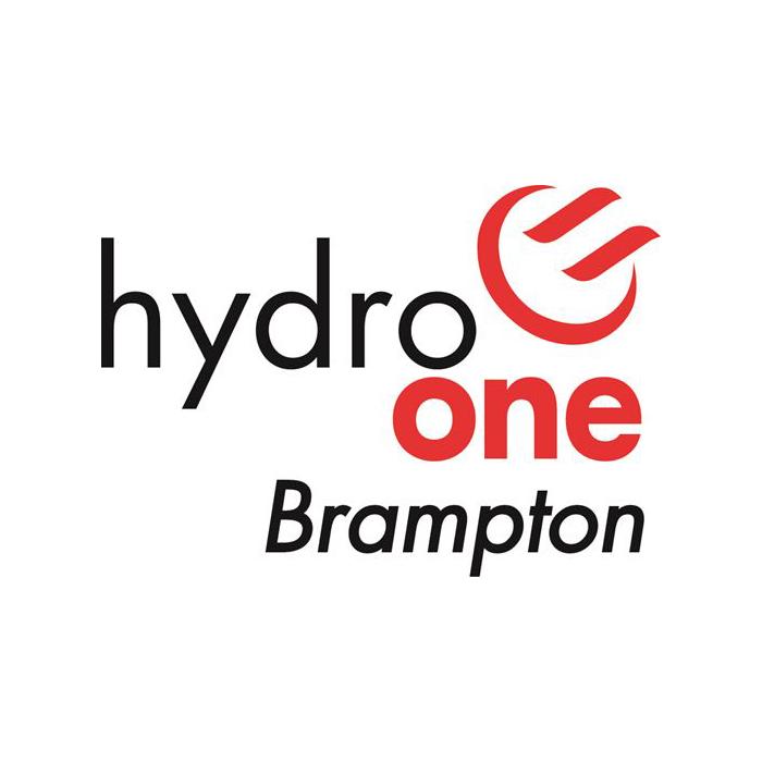 Hydro One Brampton logo