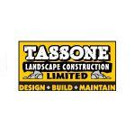Tassone landscape construction logo