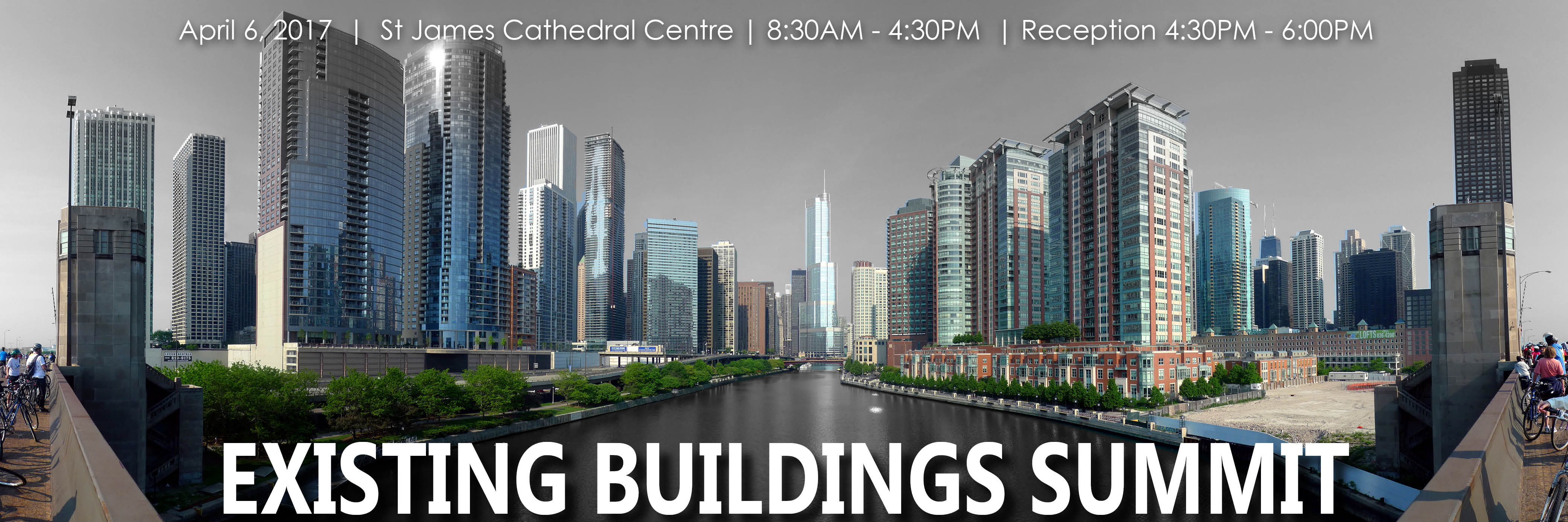 Existing Building Summit banner