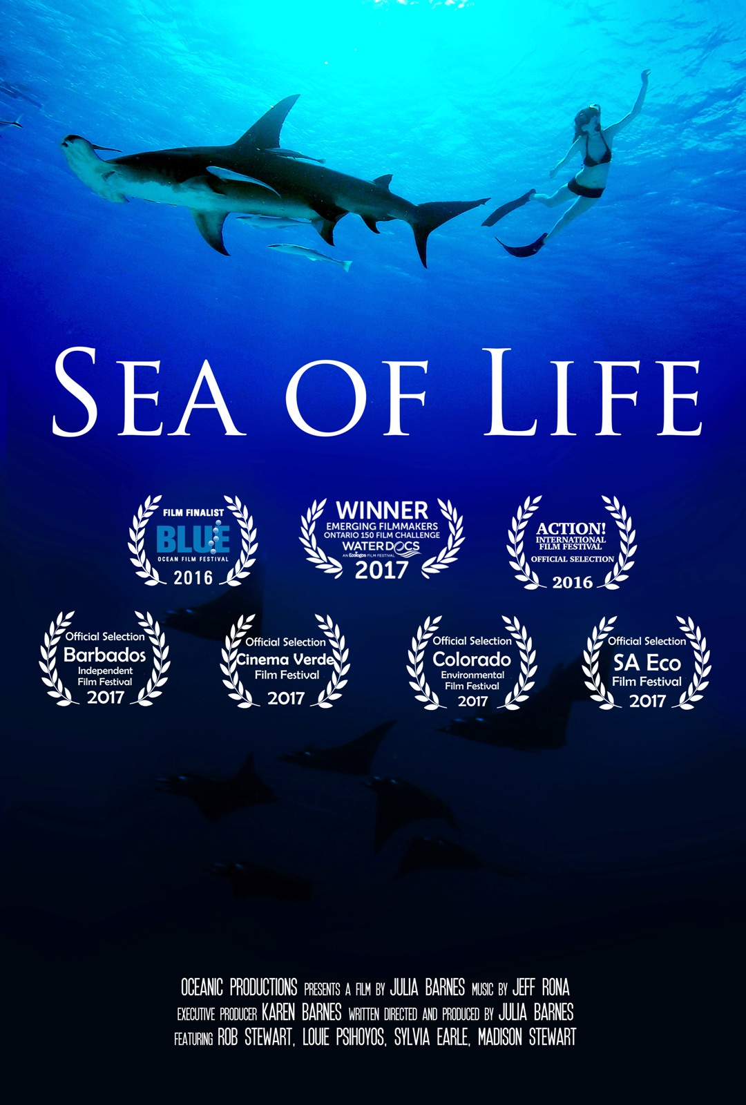 Sea of Life poster