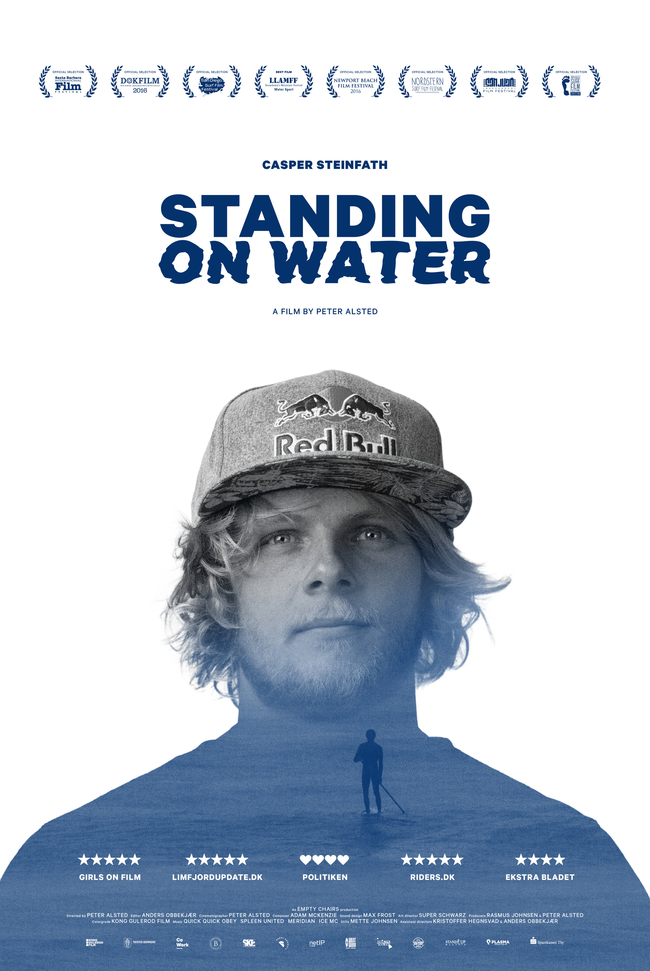 Standing on Water poster