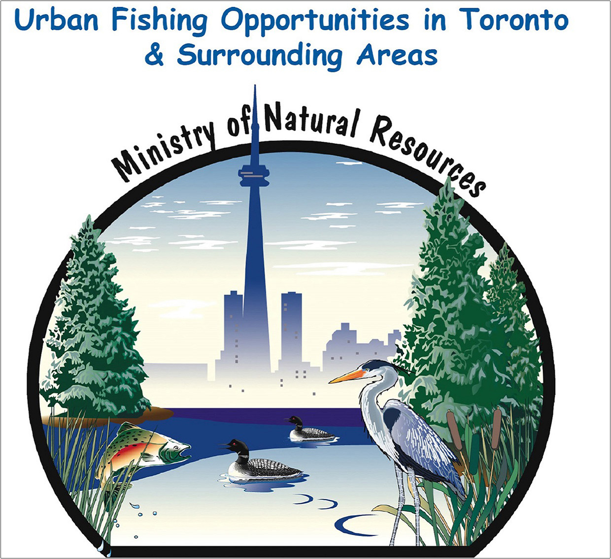 cover of Urban Fishing Opportunities brochure