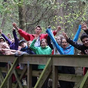 school group visits Claremont Nature Centre