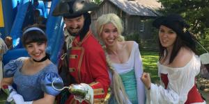 Pirates and Princesses @ Black Creek Pioneer Village |  |  |