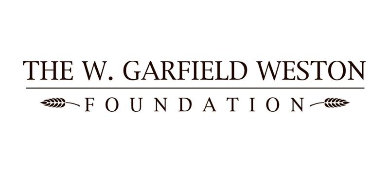 W Garfield Weston Foundation logo