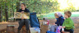 Little Saplings Parent & Tot Program – Fall @ Kortright Centre for Conservation