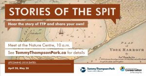 Stories of the Spit @ Tommy Thompson Park