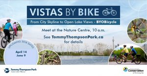 Vistas by Bike @ Tommy Thompson Park |  |  |