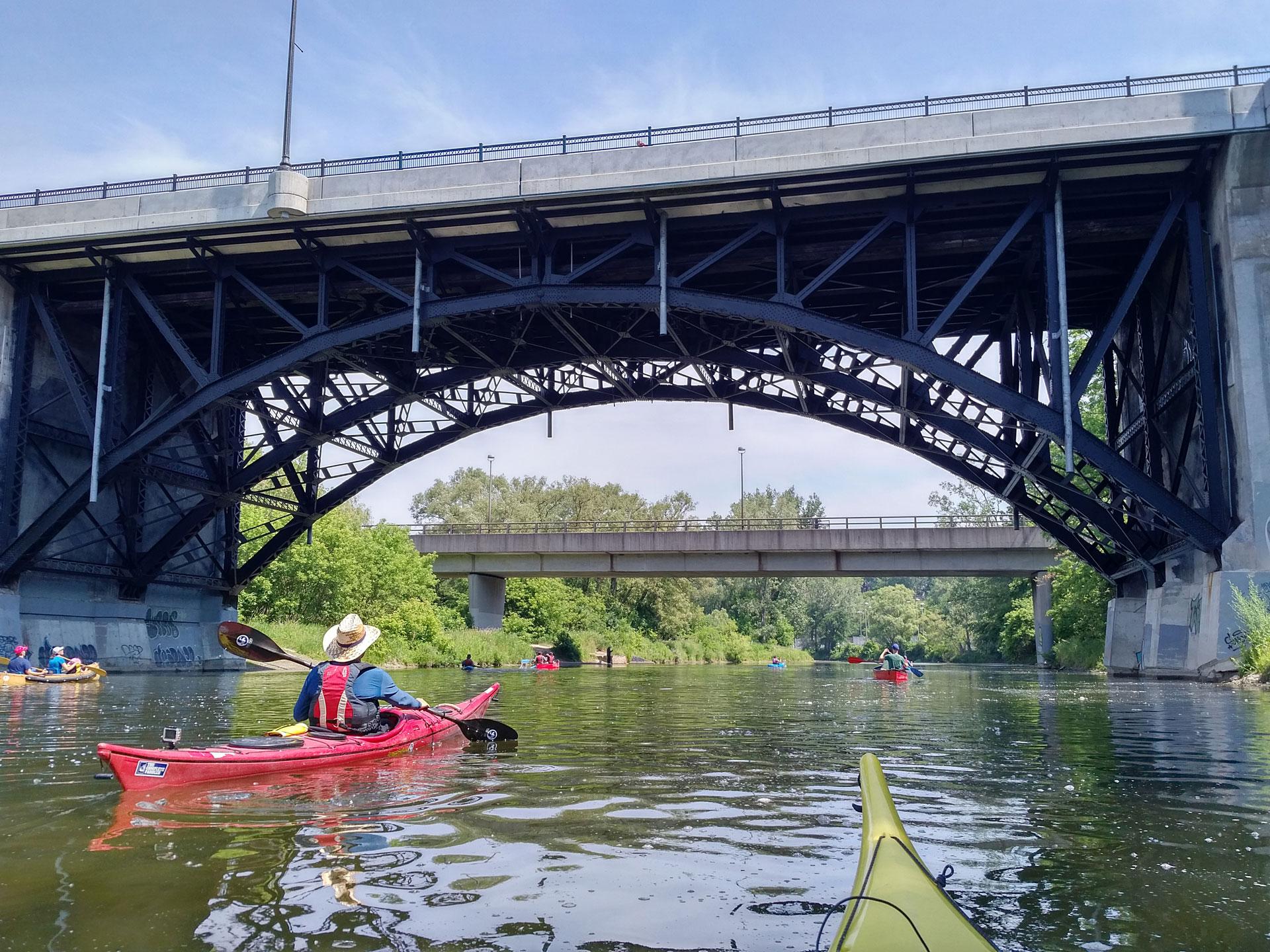 Humber Kayak Tour