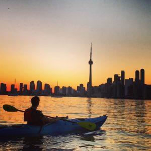 Tommy Thompson Park Urban Wilderness Sunset Kayaking Tour @ Toronto | Ontario | Canada