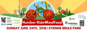 Humber Ride4Real Food @ Toronto | Ontario | Canada