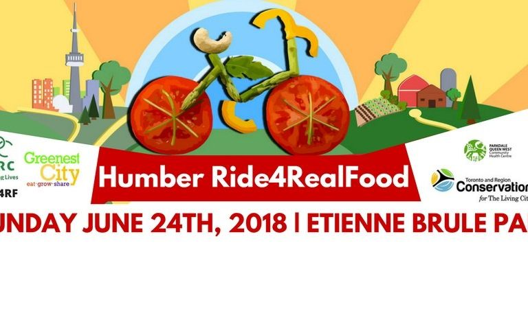 Humber Ride for Real Food