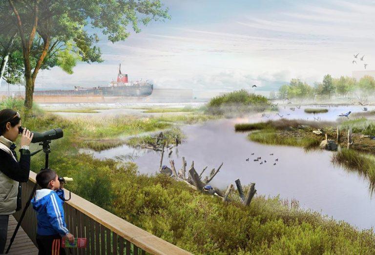 Port Lands Flood Protection