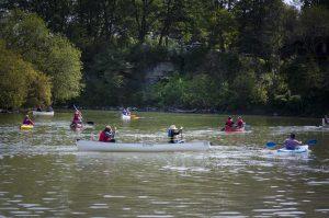 Humber by Canoe @ Etienne Brule Park | Toronto | Ontario | Canada