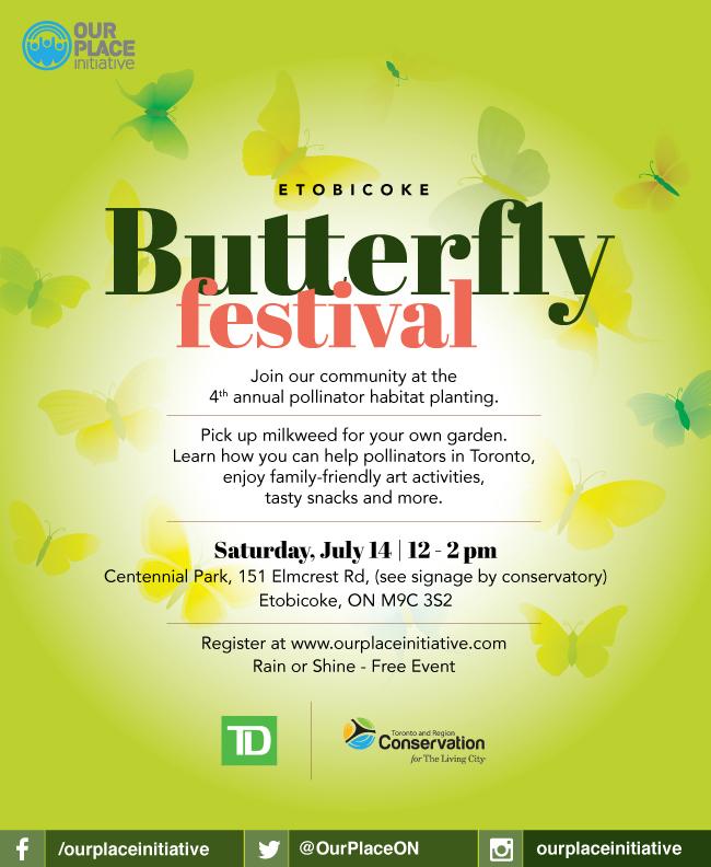 Etobicoke Butterfly Festival