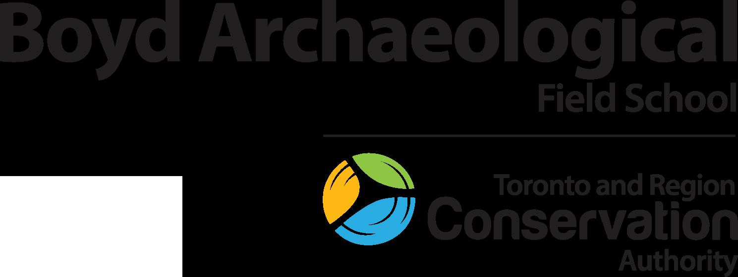 Boyd Archaeological Field School logo