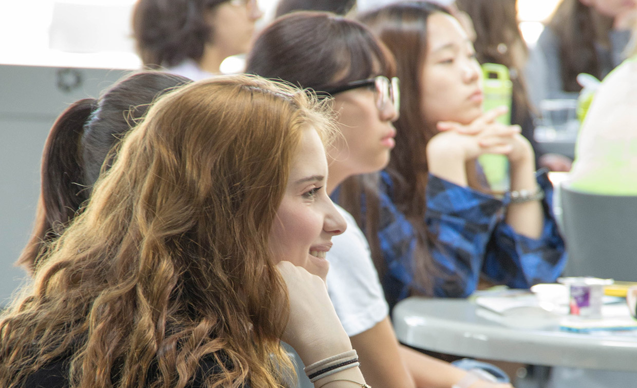high school students attend Great Lakes workshop